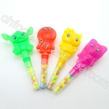 Animal Shape Comb Toy Candy/Novelty Toy With Candy