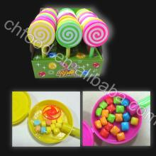 2014  Novelty   Toys  Candy,Lollipop Shaped Toy Candy