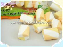Orange Flavour Marshmallow Candy