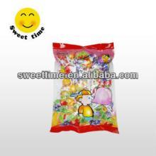 New design  gum   filled   lollipop  candy