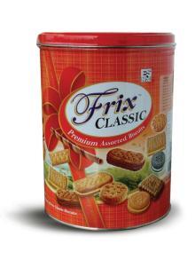 Frix Classic Assortment biscuit in Tin