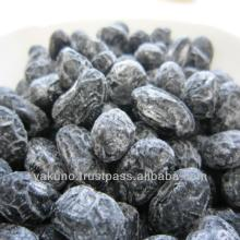 Various flavors black  dried   bean s snack made in Japan