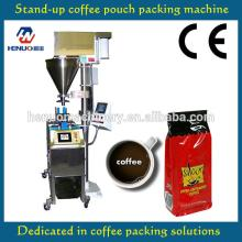 One year warranty cocoa coffee powder packing machineries for sale
