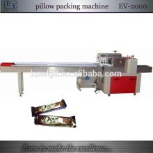 new bar chocolate packing machinery