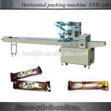 new chocolate bar wrapping machine