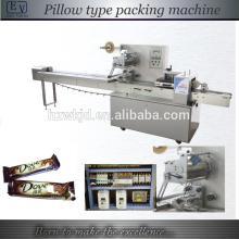 automatic chocolate bar pillow packing machine