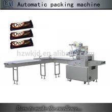 High speed automatic chocolate bar horizontal packing machine