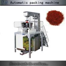Automatic  form fill seal saffron pouch packing  machine