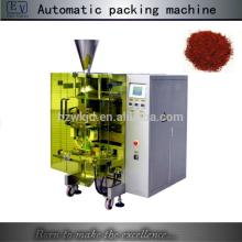 Automatic form fill seal saffron pouch packaging machine