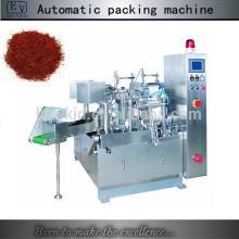 Multi -head  weigher  premade saffron doypack packaging machine