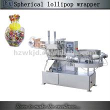 EV Spherical lollipop wrapper
