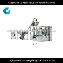 Vertical cocoa powder pouch filling sealing machines