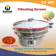 2014 China CE&ISO standard high quality black pepper vibrating screen