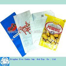 Various kinds of laminated polypropylene woven bag