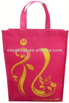 Factory supplies a variety of fashion packing,the promotion gift bag corn starch bag