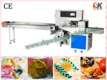 SK-WX250 Automatic  Multi - function  Horizontal Packaging machine for chocolate
