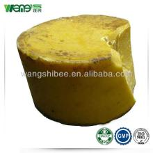 High quality refined yellow or  white   beeswax  for cosmetic , medical and