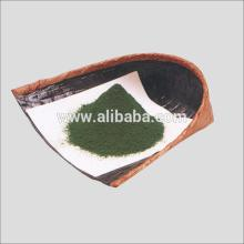 Japanese high quality green matcha tea for tea ceremony,powder can