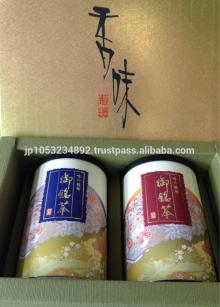 Can for green tea available in various packaging forms