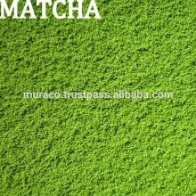 Matcha green tea powder made in Japan, famous tea Japan quality
