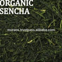 Japanese organic Sencha green tea , brown rice tea also available