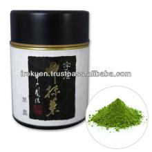 Nice aroma and mild taste matcha powder made in kyoto for tea set ceremonial