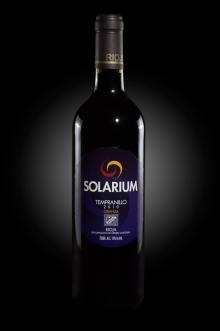 Rioja Wine Solarium Crianza