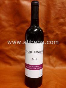 Palheirinhas 2012 Red Wine