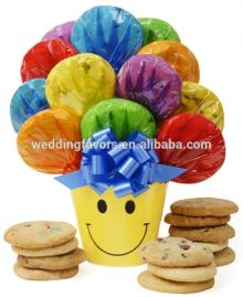 All Smiles Cookie Pot Arrangement