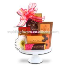 Godiva Chocolate Pedestal Gift