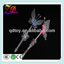 flash butterfly light stick lollipop