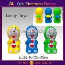 cute cat with candy toys kids candy toy