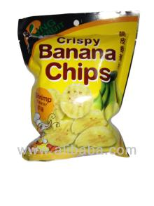 Crispy Banana Chips Shrimp Flavor