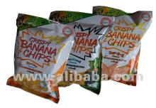 Crispy Banana Chips all Flavors