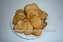 Potato chip snacks / made in japan