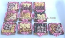 mini Biscuits and Cookies