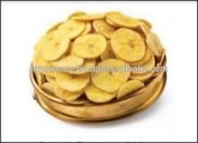 Crisp-n-salted Banana Chips from India