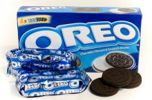 Oreo quality biscuits