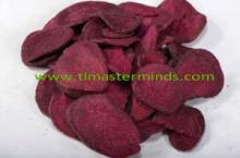 Vacuum Dried Sweet Potato