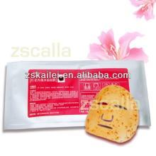 Natural Saffron Crystal Collagen Rejuvenating Facial Mask