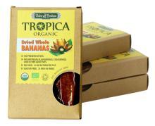 Organic Whole Dried Banana
