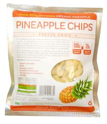 Freeze-Dried Pineapple Chips