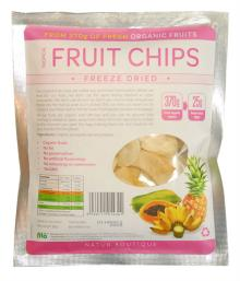 Freeze-Dried Tropical Fruit Chips