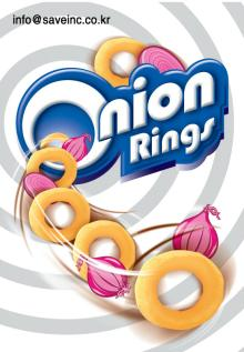 Onion  Ring Snack