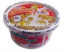 DONAE - SWEETY CORNFLAKE (contain sterilized milk in Cup)