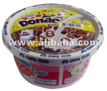 DONAE CHOCO ABC (contain sterilized milk in Cup)
