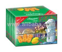 Singapore Collection Merlion Mango Cookies (3+1)