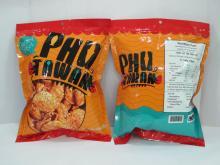 Crispy fish Thai Snack