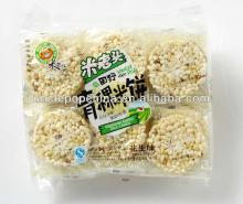 Uncle Pop snack 400g highland barley peanut flavor rice cookie