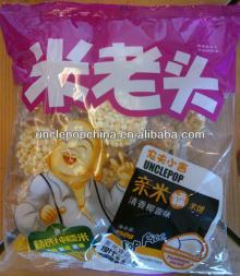 HALAL Uncle Pop delicious 150g coconut flavor sticky rice cracker